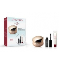 SHISEIDO BENEFIANCE WR 24 EYE CREAM 15 ML + ULTIMUNE EYE 5 ML + MINI MASCARA SET REGALO