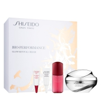 SHISEIDO BIO PERFORMANCE GLOW REVIVAL CREAM 50 ML + 3 MUESTRAS SET REGALO