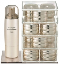 SHISEIDO BIO PERFORMANCE INTENSIVE SUPER CORRECTIVE PROGRAM SERUM 30 ML + 28X 0.5 GR. SET