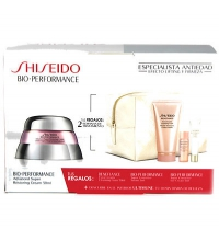 SHISEIDO SUPER RESTORING CREAM 50 ML SET REGALO NECESER