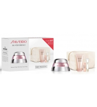 SHISEIDO BIO PERFORMANCE SUPER RESTORING CREAM 50 ML + 3 PRODUCTOS + NECESER SET