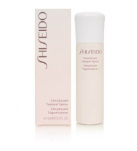 SHISEIDO DEO NATURAL SPRAY 100 ML