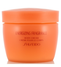 SHISEIDO ENERGIZING FRAGANCE BODY CREAM 200 ML