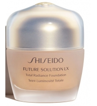 SHISEIDO FUTURE SOLUTION LX TOTAL RADIANCE FOUNDATION SPF 15 30 ML COLOR I40