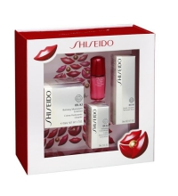 SHISEIDO IBUKI REFINING MOISTURIZER 50 ML + CLEANS. 30 ML + SOFT 15 ML + ULT 10 ML SET