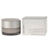 SHISEIDO MEN TOTAL REVITALIZER AGE DEFENSE/ANTI FATIGUE CREAM 50 ML
