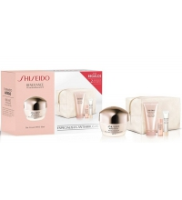 SHISEIDO BENEFIANCE WRINKLE RESIST 24 DAY CREAM SET REGALO NECESER