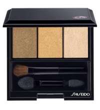 SHISEIDO LUMINIZING SATIN EYE COLOR TRIO BR 209 VOYAGE
