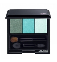SHISEIDO LUMINIZING SATIN EYE COLOR TRIO GR412 LIDO