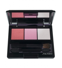 SHISEIDO LUMINIZING SATIN EYE COLOR TRIO PK 403 BOUDOIR