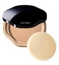SHISEIDO SHEER AND PERFECT COMPACT FOUNDATION SPF 15 COLOR I00 VERY FAIR IVORY