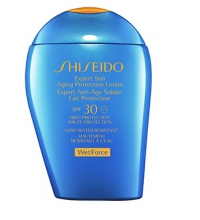 SHISEIDO EXPERT SUN AGING PROTECTION LOTION PLUS SPF30 + WETFORCE 100 ML