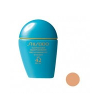 SHISEIDO UV PROTECTIVE SPF 30 LIQUID FOUNDATION COLOR SP 60 MEDIUM BEIGE 30 ML