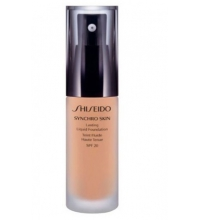 SHISEDO SYNCHRO SKIN LASTING FOUNDATION N2 NEUTRAL 30 ML