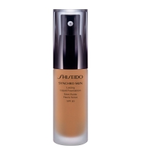 SHISEDO SYNCHRO SKIN LASTING FOUNDATION G4 30 ML