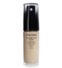 SHISEIDO SYNCHRO SKIN GLOW LASTING FOUNDATION N02 NEUTRAL 30 ML