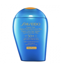 SHISEIDO EXPERT SUN LOTION PLUS SENSITIVE SPF 50 + 100 ML