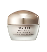 SHISEIDO BENEFIANCE WRINKLE RESIST 24 NIGHT CREAM 50 ML SC**