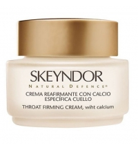 SKEYNDOR NATURAL DEFENCE CREMA REAFIRMANTE CON CALCIO ESPECIFICA CUELLO 50ML