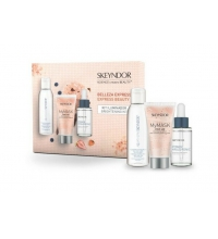 SKEYNDOR MY MASK FUIT JAM 50 ML + POWER HYALURONIC BOOSTER 30 ML + AGUA MICELAR 100 ML SET REGALO