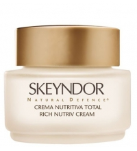 SKEYNDOR NATURAL DEFENCE CREMA NUTRITIVA TOTAL 50ML