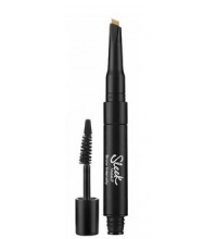 SLEEK MAKE UP LÁPIZ + MÁSCARA DE  CEJAS BROW INTENSITY EXTRA OSCURO