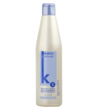 SALERM KERATIN SHOT CHAMPU 500 ML