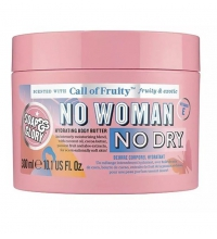 SOAP & GLORY CREMA HIDRATANTE NO WOMAN NO DRY 300ML