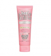 SOAP & GLORY CREMA PARA PIES HEEL GENIUS 125ML