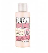 SOAP & GLORY GEL DE DUCHA CLEAN ON ME 75ML