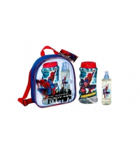 SPIDERMAN EDT 200 ML + SHOWER GEL 475 ML + MOCHILA SET REGALO