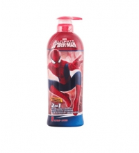 SPIDERMAN GEL & CHAMPÚ 1 LITRO