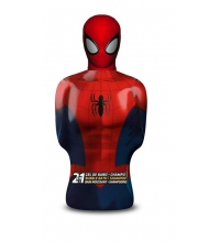 SPIDERMAN GEL & CHAMPÚ 2 EN 1 350 ML