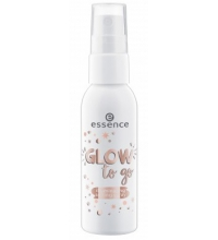 ESENCE SPRAY FIJADOR GLOW TO GO ILUMINATING 50ML