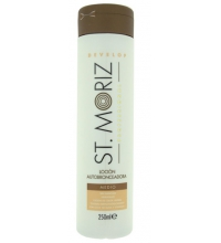 ST.MORIZ LOCION AUTOBRONCEADORA MEDIUM 250ML