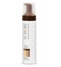 ST MORIZ ADVANCED PRO FORMULA MOUSSE AUTOBRONCEADORA 5 EN 1 DARK 200ML