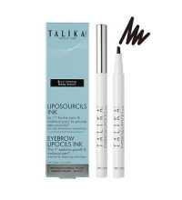 TALIKA EYEBROW LIPOCILS INK DEEP BROWN TRATAMIENTO Y COLOR CEJAS 0.8 ML