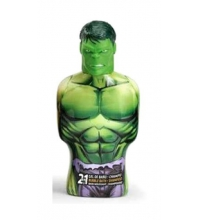THE AVENGERS GEL & CHAMPÚ 2 EN 1 HULK 350 ML