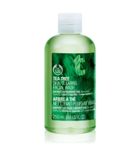 THE BODY SHOP LAVADO FACIAL PURIFICANTE DE ARBOL DE TE 250 ML