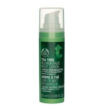 THE BODY SHOP LOCION DE NOCHE DE ARBOL DE TE 30 ML