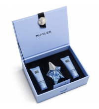 THIERRY MUGLER ANGEL EDP 25 ML + GEL 50 ML + B/L 50 ML SET REGALO