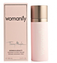 THIERRY MUGLER WOMANITY DESODORANTE SPRAY 100 ML