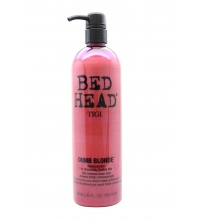 TIGI BED HEAD DUMB BLONDE RECONSTRUCTOR 750 ML