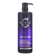 TIGI CATWALK YOUR HIGHNESS CHAMPÚ 750ML