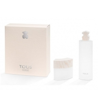 TOUS LES COLOGNES CONCENTRÉES WOMAN EDT 90 ML + MAN EDT 50 ML SET REGALO