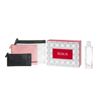 TOUS EDT 90 ML + 3 NECESERES SET REGALO