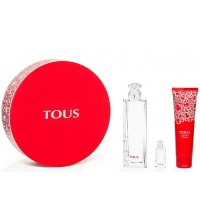 TOUS EDT 90 ML + BODY LOTION 150 ML + MINI 4,5 ML SET REGALO