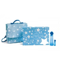 TOUS KIDS BOY EDT 100 ML + MINIATURA+ MOCHILA TOUS SET REGALO