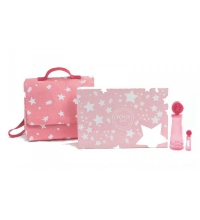 TOUS KIDS GIRL EDT 100 ML + MINIATURA + MOCHILA TOUS SET REGALO