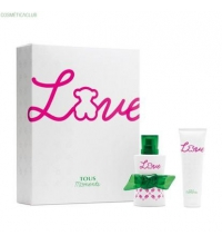 TOUS LOVE EDT 50 ML + S/GEL 50 ML SET REGALO